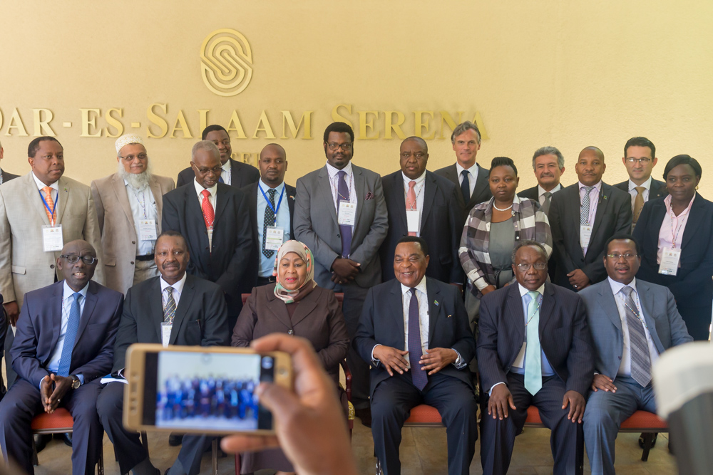Group picture with H.E. Samia Suluhu_EABEC 2917
