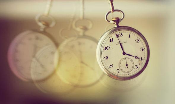 IT TAKES TIME!
