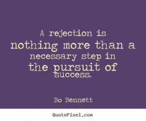 REJECTION? Take NoOffense